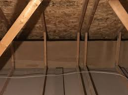 baffles rafter ceiling vents needed garage attic insulation