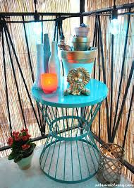 small apartment patio makeover arts and classy