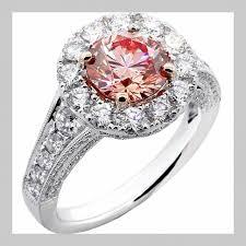 jareds wedding rings wedding ring pink diamond rings images pink diamond engagement