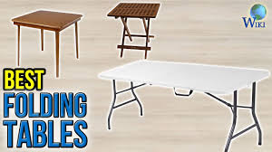 Collapsible Coffee Table by 10 Best Folding Tables 2017 Youtube
