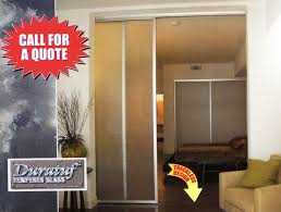 Room Divider Door - north star glass and windows room dividers