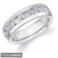wedding rings sets his and hers for cheap wedding rings for less overstock