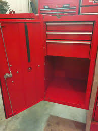 snap on tool box side cabinet bar cabinet