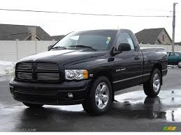 dodge ram black 2003 black dodge ram 1500 st regular cab 3701863 gtcarlot com