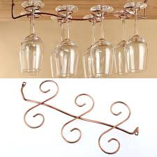 Wine Rack For Kitchen Cabinet Hanging Under Cabinet Glass Holder Glass Holders Wine And Wine Rack