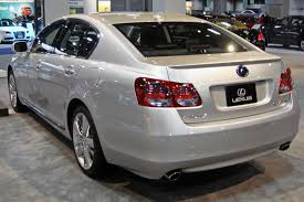 lexus gs 450h hybrid 2006 2010 lexus gs 450h information and photos zombiedrive