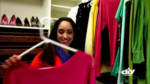 messy closet tips for organizing your messy closet diy network youtube