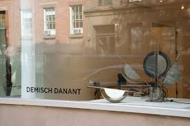 mid century french design to be exhibited at demisch danant