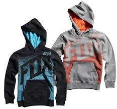 fox motocross jacket fox motocross goggles fox overhead fade pullover hoody youth kids