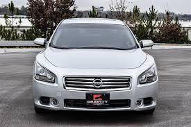 white nissan maxima 2012 2012 nissan maxima 3 5 sv w sport pkg stock 860760 for sale near