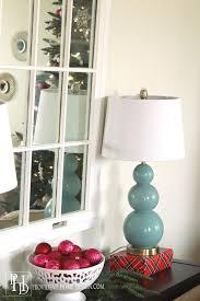 christmas decorations for sofa table christmas home tour