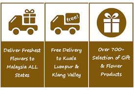 flower delivery services florist in kl malaysia premium florist kuala lumpur flower