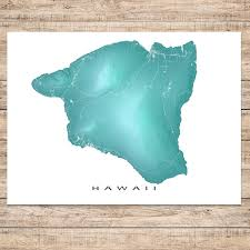 map usa big big island hawaii map print hawaii usa maps as
