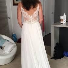 53 off christos dresses u0026 skirts wedding dress christos tinsley