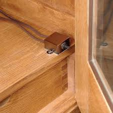 Closet Light Turns On When Door Opens Pressure Switch Rockler Woodworking And Hardware