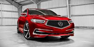 2018 acura tlx redesign colors honda release date