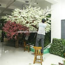 Tree For Home Decoration 130cm 15 Branches Wholesales Artificial Flowering Tree China