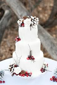 winter wedding cakes 35 fabulous winter wedding cakes we winter weddings