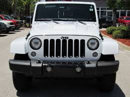 jeep smoky mountain white new 2017 jeep wrangler smoky mountain sport utility in daytona