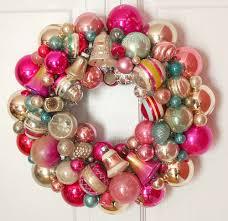vintage ornament wreath shiny brite www georgiapeachezwrea u2026 flickr
