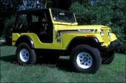 1974 jeep renegade jeep jeep rebuilder s manual cj 1972 1986 bentley