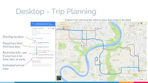 Route Planner Google Maps by Google Maps City Of Edmonton