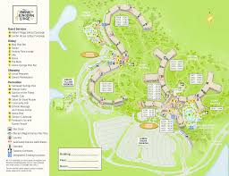 Disney Animal Kingdom Villas Floor Plan Walt Disney World Maps Wdw Planning
