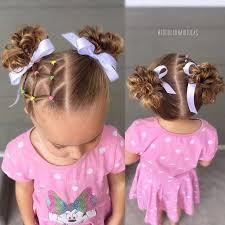 toddler hair web of elastics buns toddler hair ideas toddler girl