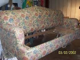 Rattan Sleeper Sofa Lani U0026 Boyd Upholsteery Llc Re Upholstery Rattan Repair
