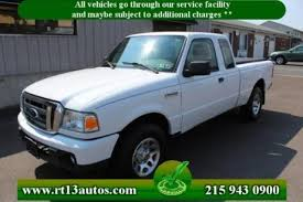where are ford trucks made used ford ranger for sale special offers edmunds