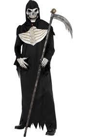 Grim Reaper Costume Deluxe Grim Reaper Costume Jokers Masquerade