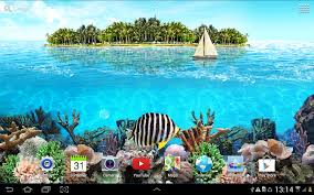 tropical ocean wallpaper lite android apps on google play