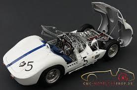 cmc m 047 maserati tipo 61 birdcage classic model car cmc