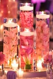 Cylinder Floating Candle Vase Set Of 3 Floating Candles Bulk Tall Floating Candle Holders Diy Home Decor