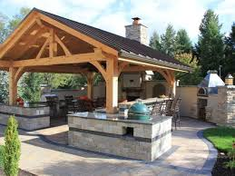 ideas for outdoor kitchens the 25 best covered outdoor kitchens ideas on outdoor