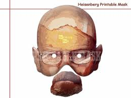 unique masks unique heisenberg printable masks by holidaypartystar on zibbet