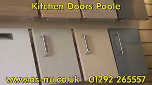 kitchen doors poole and kitchens poole youtube