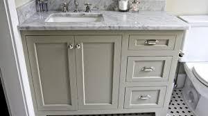 25 Inch Vanity Bathroom Offset Vanity Desigining Home Interior Designed For