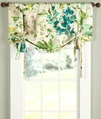 Tie Up Valance Curtains Tie Up Shade Curtains Paint Palette Tie Up Valance Tie Up Valance