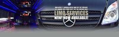 Car Rental Port Canaveral To Orlando Airport Miami Airport Van Service Fg Car Services Port Miami Van