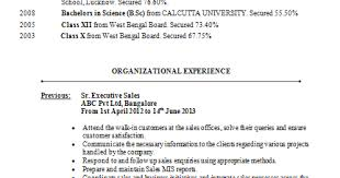 Sample Resume For Freshers Mba Finance And Marketing Over 10000 Cv And Resume Samples With Free Download Mba Marketing
