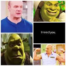 Bobs Meme - bob duncan and shrek meme aka cancer aes me pinterest