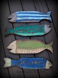 pallet wood fish projects using pallet wood to create coastal