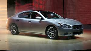 new nissan maxima all new 2009 nissan maxima unveiled in new york