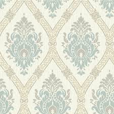 york wallcoverings global chic dressed up damask wallpaper gc8733