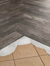 Can You Lay Tile Over Laminate Flooring Painting Ceramic Tile Via Little Green Notebook House
