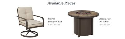 amazon com ashley furniture signature design predmore outdoor