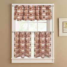 Kitchen Valance Curtains by Buy Kitchen Curtains Valances From Bed Bath U0026 Beyond