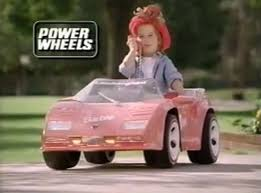 pink corvette power wheels 45 awesome toys every 90s wanted for
