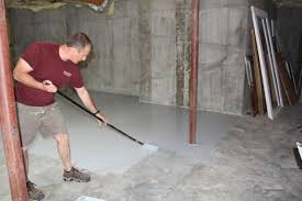 Epoxy Paint For Basement Floor by How To Apply Epoxy Paint To A Workshop Floor Page 3 Of 3 A